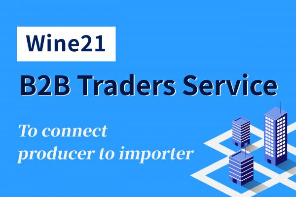 "Wine21 ""B2B Traders"" Service"