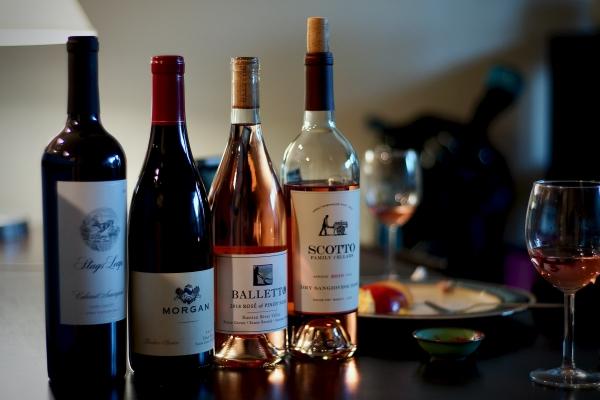 Wine Style by the Shape of Wine Bottle