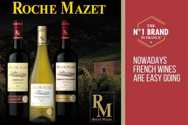 와인도 브랜드 파워, 프랑스의 코카콜라는 '로쉐 마제' 와인