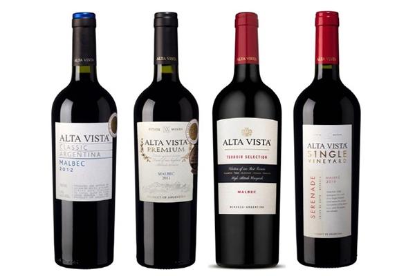 4월에는 말벡 와인을 마셔보자, 말벡 와인을 찾는다면 '알타비스타'
