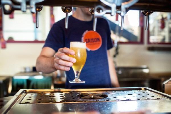 열심히 일한 자들의 맥주, 세종(SAISON)
