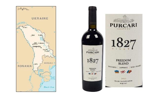 와인은 자유요, 독립이다 - 몰도바를 가다