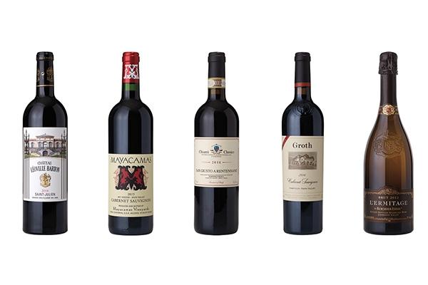 2019 와인 스펙테이터 TOP10  와인