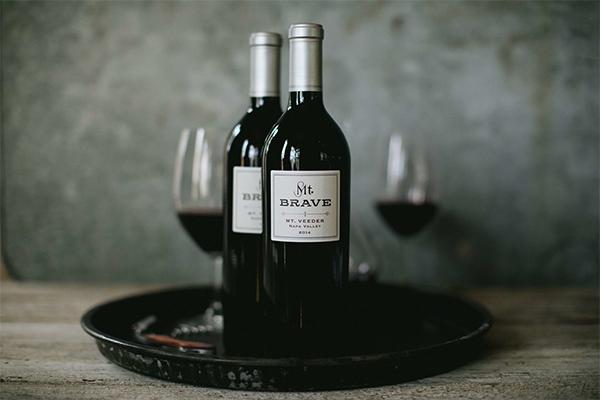 잭슨 패밀리의 나파 밸리 컬트 와인 - 마운틴 브레이브(Mt. Brave)