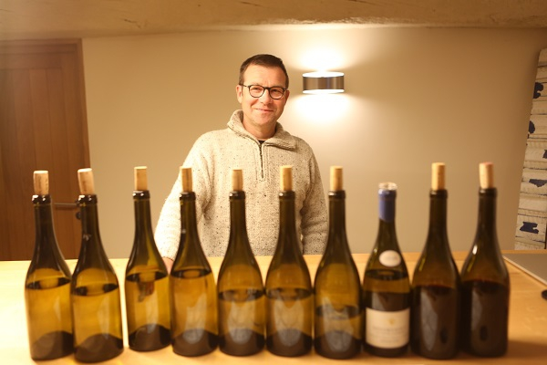 뫼르소 화이트 와인의 완벽주의자, 아르노 엉뜨(Arnaud Ente)