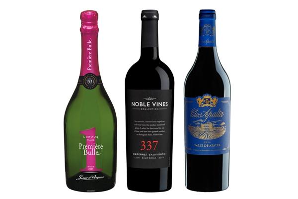 응원의 마음 담긴 와인들