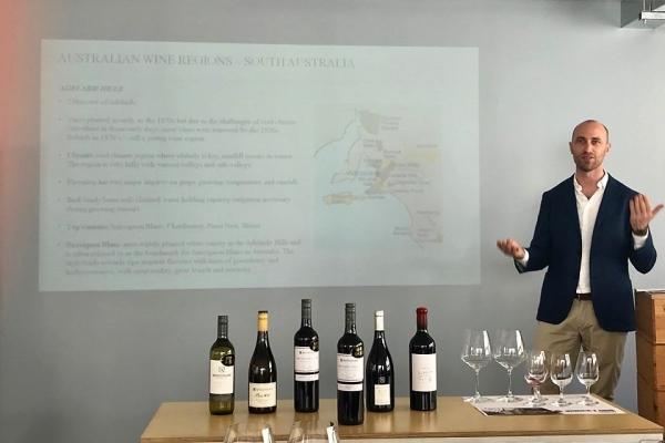 기다렸던 호주 와인, 맥기건 와인즈의 한국 론칭
