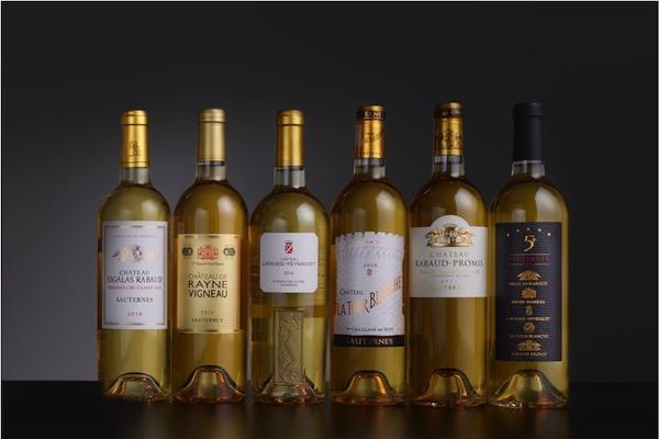 쏘떼른느 그랑 크뤼 1등급 와인 5개를 섞은 궁극의 와인, 5+ 출시