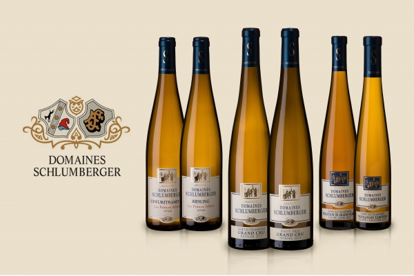 알자스 그랑크뤼 와인, 도멘 슐룸베르거 국내 출시