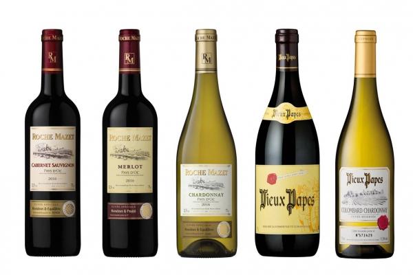 프랑스를 사로잡은 와인들