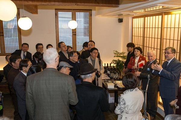 한국에서의 첫걸음을 준비하는 크로아티아 와인