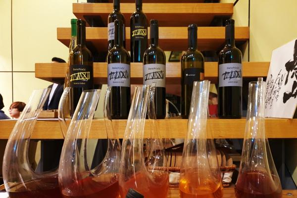 오렌지 와인 디너 페어링의 진수를 선보인 네이처 와인 컴퍼니