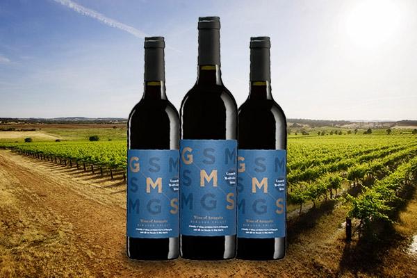 호주에서 온 맛있는 와인, GMS