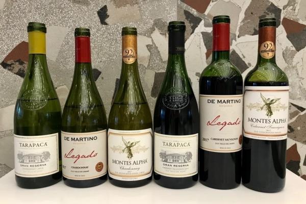 이름만 보고 선택해도 좋은 칠레 와인 브랜드