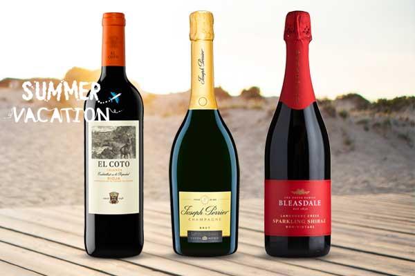 홈캉스 와인으로 즐길 수 있는 여름휴가 꿀팁!