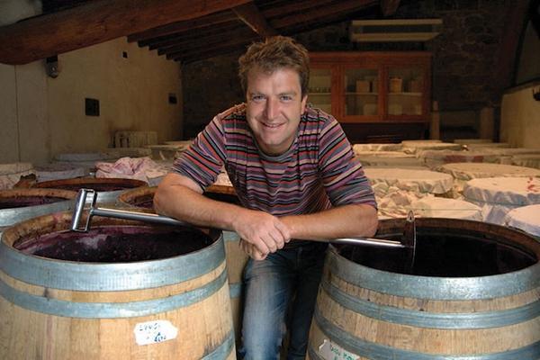 토스카나에서 주목할 만한 와인 괴짜가 만든 예술, 비비 그라츠