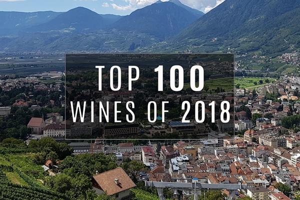2018 제임스 서클링 TOP 100