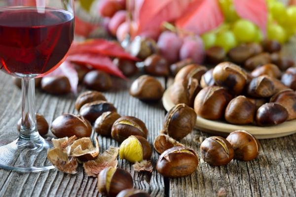 겨울 간식에 곁들이기 좋은 와인