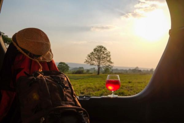 차박은 이 와인과 함께!