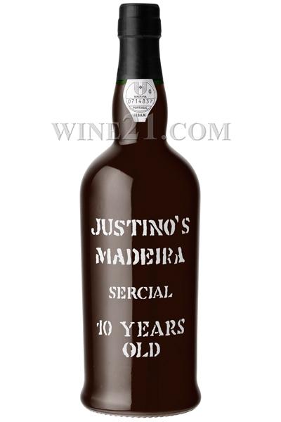 주스티노스 마데이라 세르시알 10년